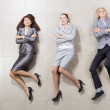 Funny businesspeople — Stock Photo #51151065