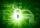 Security concept — Stock Photo