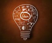 Podnikatelské nápady — Stock fotografie