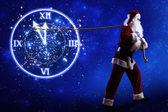 Nieuwe jaar komt — Stockfoto