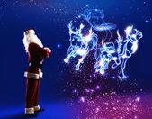 Santa claus — Foto de Stock