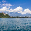 Stock Photo: Lake Bled. Slovenia.