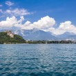 Lake Bled. Slovenia. — Stockfoto