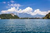 Lake Bled. Slovenia. — Stock Photo