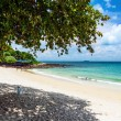 The beach on Koh Samet Island in Thailand - Stock Photo