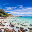 Beautiful sea landscape. Koh Samet island in Thailand — Stock Photo