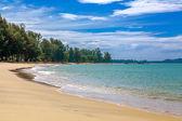 Khao Lak beach in Thailand — Stock Photo