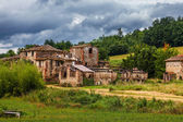 Abandoned ruined village in Tuscany. (HDR image) — Stock Photo