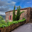 Medieval Italy. (HDR image) — Stock Photo