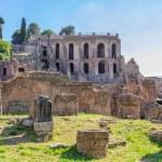 Roman Forum. — Stock Photo