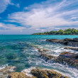 The coast of Koh Samet in Thailand — Stock Photo