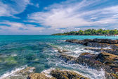 The coast of Koh Samet in Thailand — Stock Photo