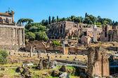Fórum romano — Foto Stock
