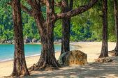 Khao Lak beach — Stock Photo