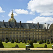 Hotel Nationale des Invalides — Stock Photo