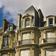 Vintage Buildings in Paris, France — Stock Photo