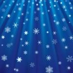 Winter background. — Stock Vector