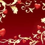 Background Valentine — Stock Vector #4752807
