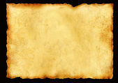 Old parchment — Stock Photo