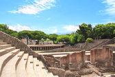 Ruins of Pompeii — Stock Photo