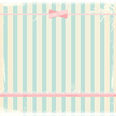 Vector background in shabby chic style — Stock Vector