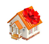 House - gift — Stock Photo