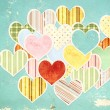 Valentine background — Stock Photo #19052759