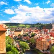 Cesky Krumlov, Czech - Stock Photo