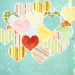 Valentine background — Stock Photo #19789387