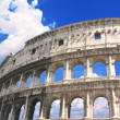 Stock Photo: Coliseum, Rome
