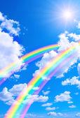 Rainbows — Stock Photo