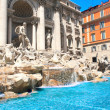 Fountain di Trevi in Rome — Stock Photo #20794509