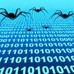 Постер, плакат: Internet bugs