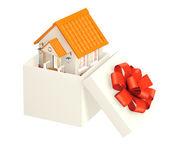 House - gift — ストック写真