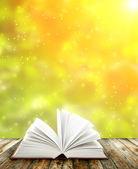 Księga natury — Zdjęcie stockowe
