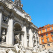 Fountain di Trevi in Rome — Stock Photo #24895295