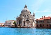 Basilica di Santa Maria della Salute, Venice — Stock Photo