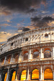 Kolosseum, rom — Stockfoto