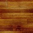 New oak parquet — Stock Photo