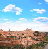View of Toledo, Spain — Stock Photo