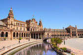 Plaza de espana, sevilla — Photo
