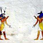 Anubis and Horus — Stock Photo #31526259