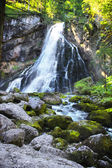 Gollinger Waterfall in Austria — Stock Photo