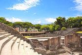 Ruins of Pompeii — Stock Photo