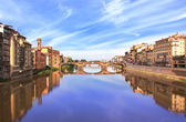 River Arno, Florence — Photo