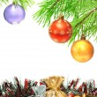 Christmas ornaments — Stock Photo #36088309