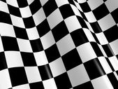 Checkered flag — Photo