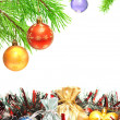 Christmas ornaments — Stock Photo #36873699
