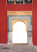 Arch in Great Mosque, Cordoba — Stock Photo