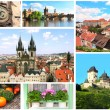 Stock Photo: Famous places of Czech Republic